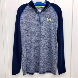 Under Armour Men's Heat Gear Long Sleeve Loose Fit